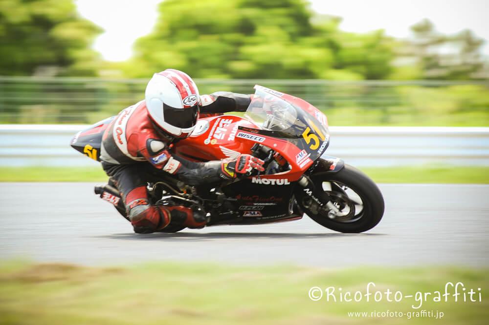 ロードレース minimoto-NSF100